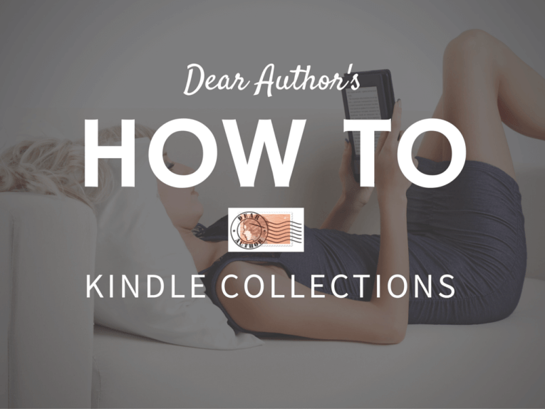 Kindle Collections Feat image