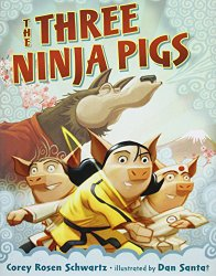 three ninja pigs_