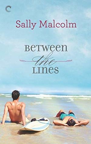 Review Between The Lines By Sally Malcolm