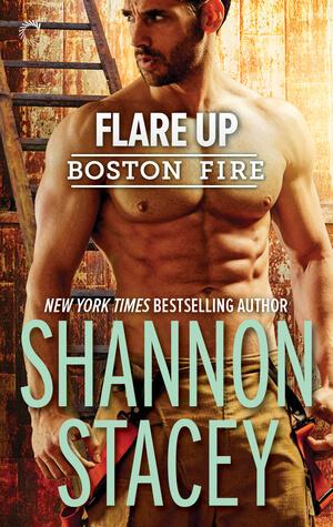 Hot shirtless firefighter