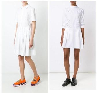 White Dress Set 1
