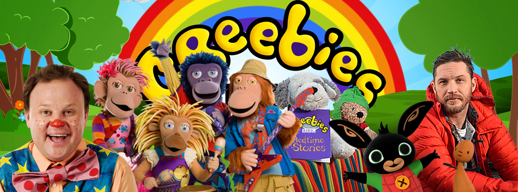 CBeebies bedtime collage