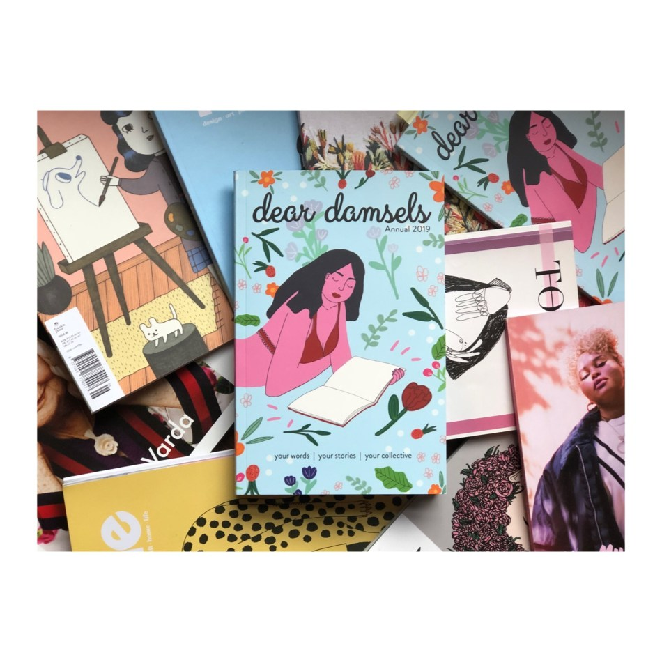 Dear Damsels Annual 2019