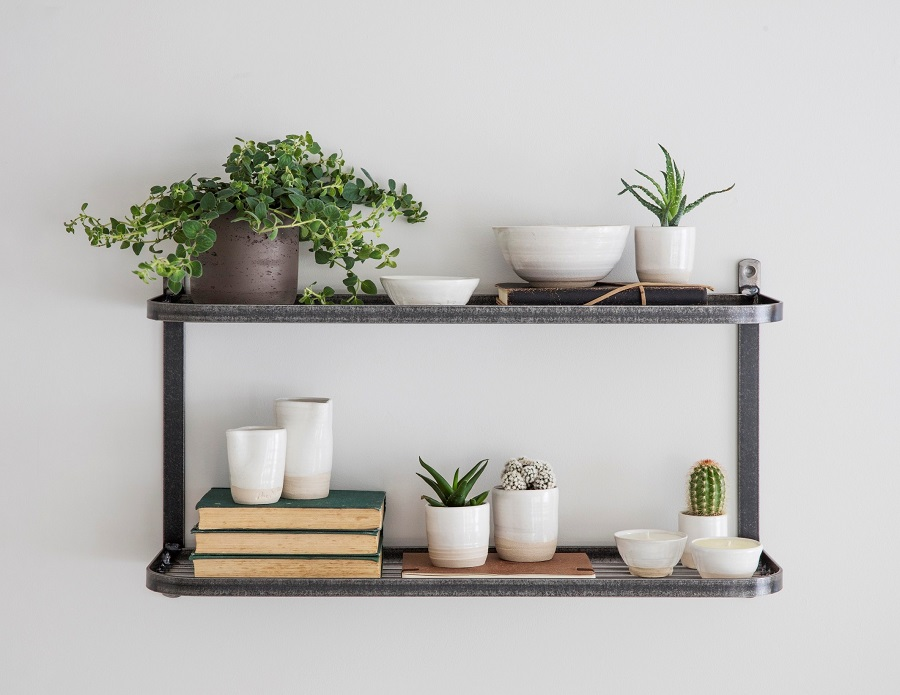 Nifty Wall Storage Ideas For Small Space Living