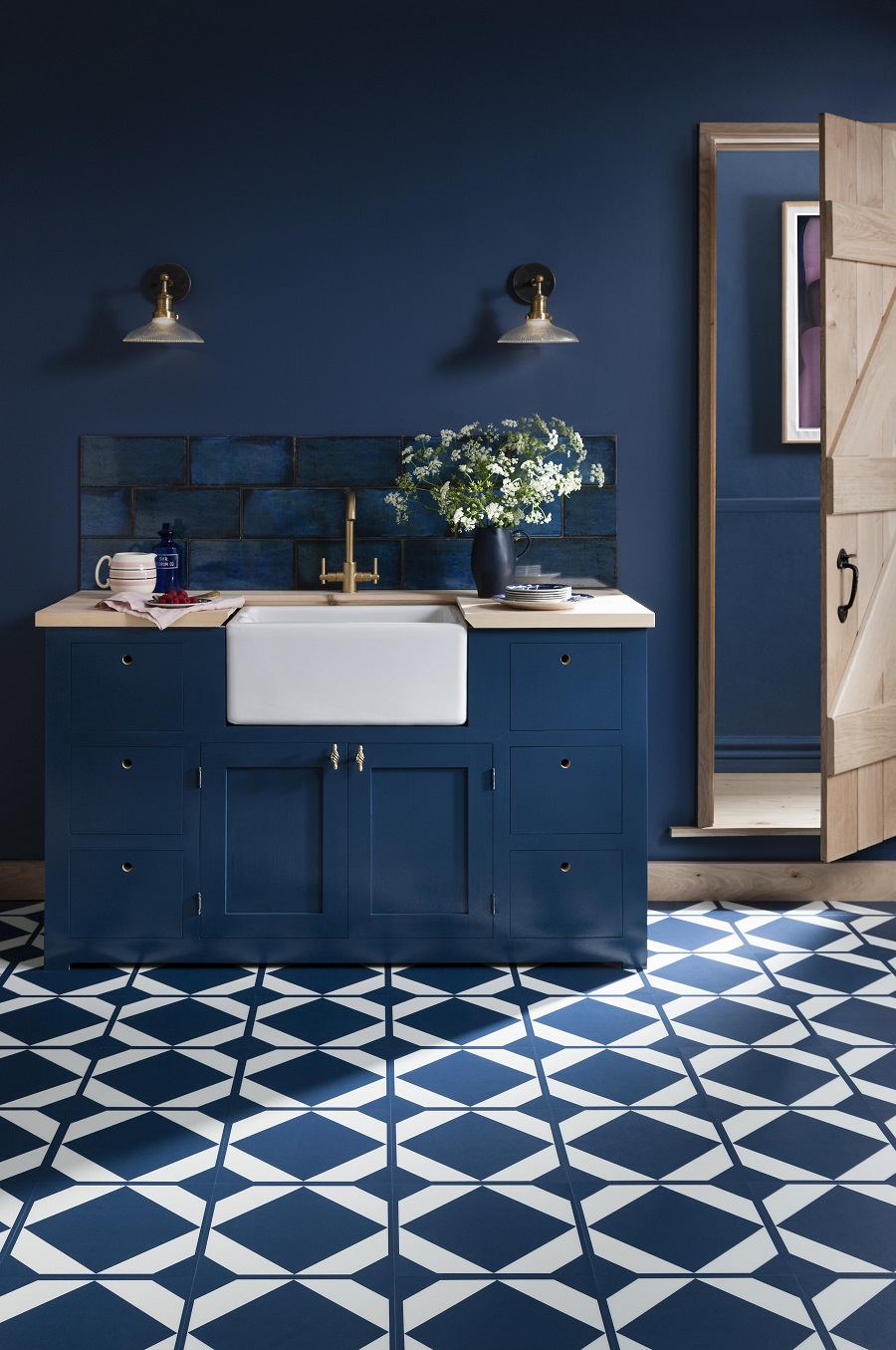 design vinyl floor tiles