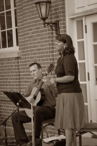 Dearing Concert Duo - Metro Detroit Wedding Ceremony Music - Guitar, Voice and Flute
