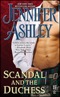 Scandal and the Duchess - Jennifer Ashley