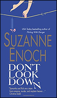 Don't Look Down (Samantha Jellicoe, #2)