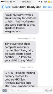 ready 4 k texts