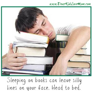importance of sleeping in college
