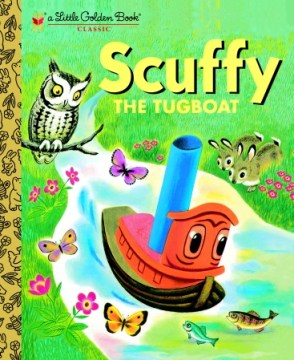 Scruffy The Tugboat DearKidLoveMom