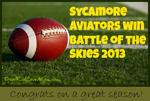 Aviators win Battle of the Skies 2013 DearKidLoveMom.com