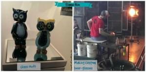 Flame Run Glassmaking Louisville Ky DearKidLoveMom.com