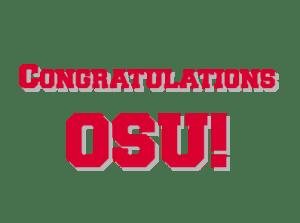 Congratulations OSU--Undesputed National Champions! DearKidLoveMom.com
