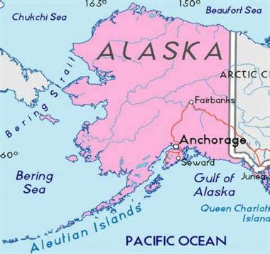 Alaska 49th State DearKidLoveMom.com