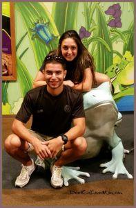 World's Most Wonderful Kids at the Newport Aquarium. DearKidLoveMom.com