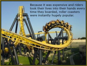 Did You Know This About Roller Coasters? DearKidLoveMom.com