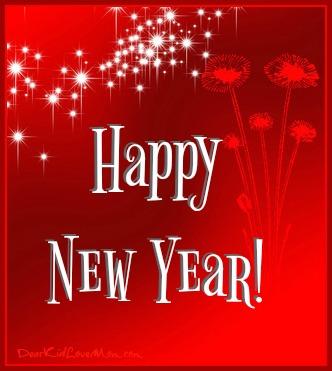 Happy New Year! DearKidLoveMom.com