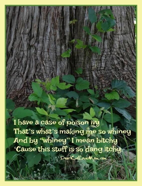 Poison Ivy: The Poem