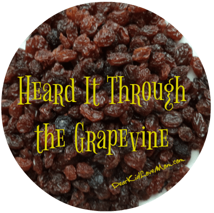 Heard It Through the Grapevine | Raisins Part II (You're NOT Going to Believe This Stuff)