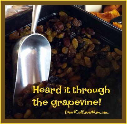 Heard it through the grapevine. DearKidLoveMom.com