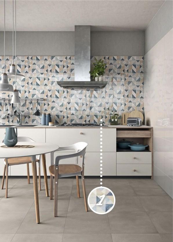Come scegliere paraschizzi per la cucina 6 idee da for Piastrelle parete cucina