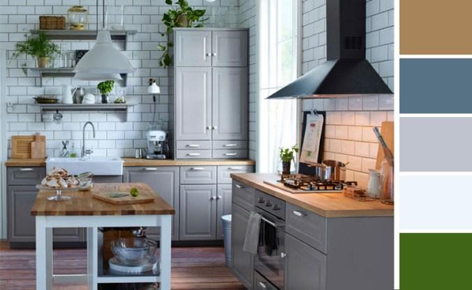 Kitchen Guide: palette colori e cucine, una guida che ti aiuta a ...
