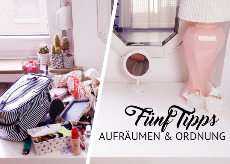Zimmer Aufräumen - Ordnung halten und Aufräum Tipps Dear Life