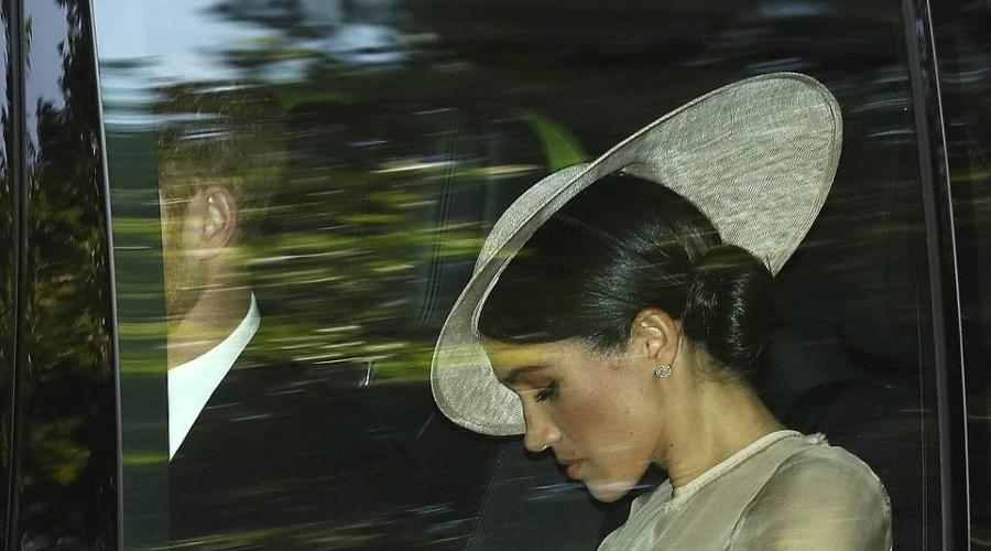 Meghan Markle: Η Πρώτη Δημόσια Εμφάνιση μετά το Γάμο (Δες Φωτό)