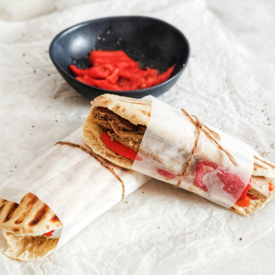 υγιεινή κυπριακή πίτα