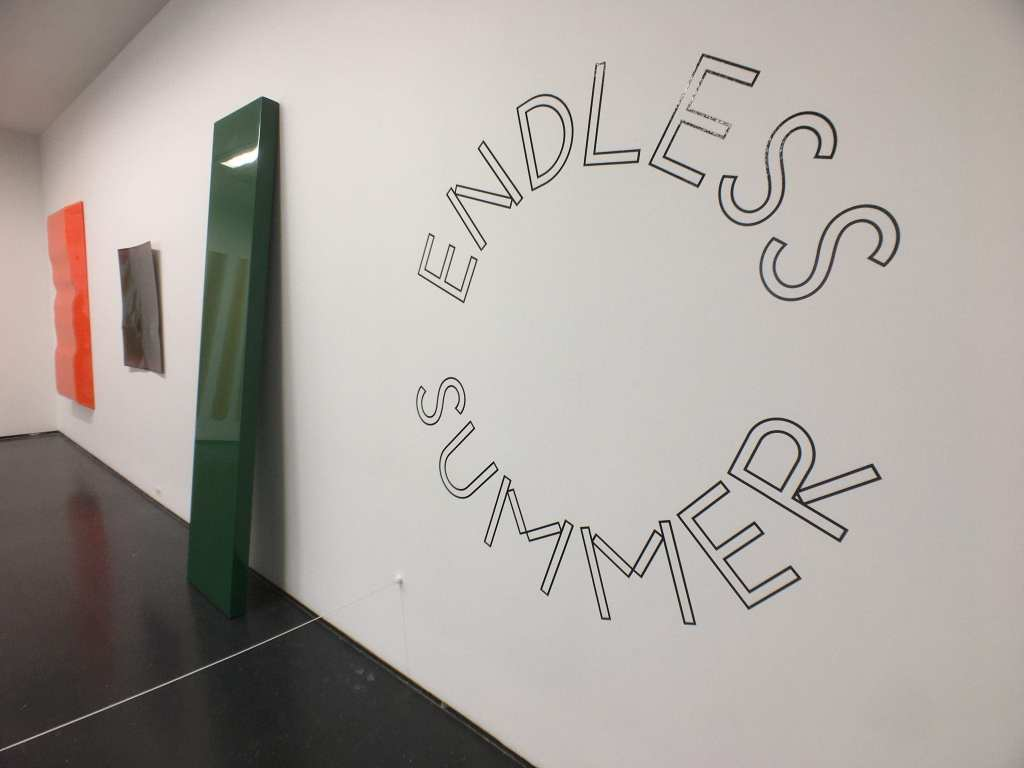 Endless Summer exhibit at the Museum of Contemporary Art