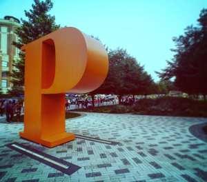 Navy Pier Polk Bros Park Entrance