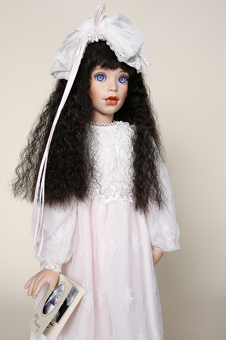 Daphne Porcelain Soft Body Limited Edition Collectible