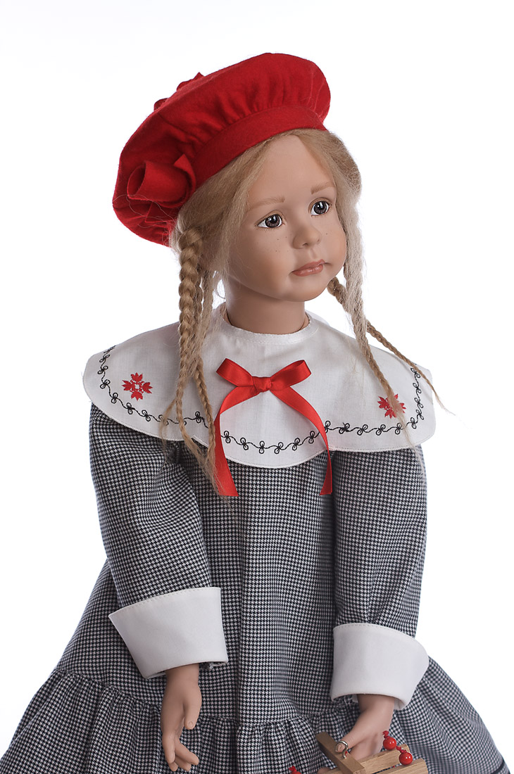 Annabell Vinyl Soft Body Limited Edition Collectible Doll By Angelika Mannersdorfer