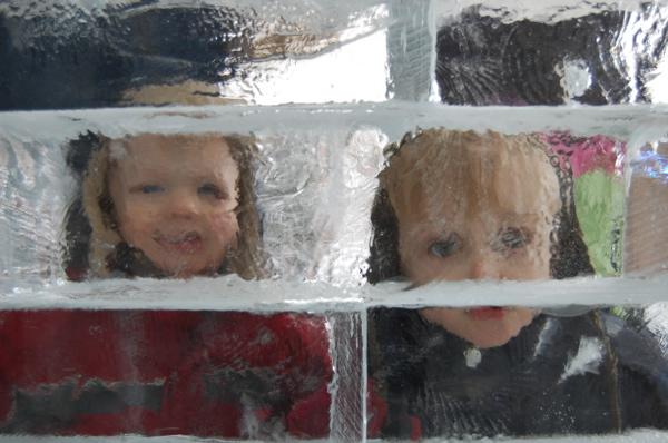 A & K Through Ice