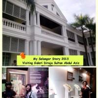 Visiting the Magnificent Galeri Diraja Sultan Abdul Aziz