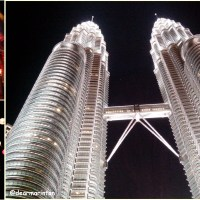 Enjoying the Night in KL