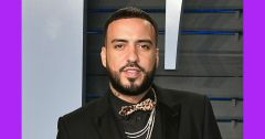 The rapper French Montana is finally out of ICU