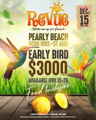 REVUE – Wake me up for Brunch