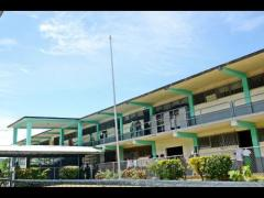 fight between a male student and a dean of discipline at the Oracabessa High School - Dear Mckoy