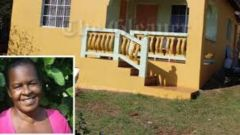 A 76-year-old St Elizabeth man is in police custody after his common-law wife,65-year-old Patsy Davidson, was last night found dead with her throat slashed. The incident happened about 7:30 in Exton in the parish. It is being alleged that the attack may have stemmed from a domestic dispute. It is reported that the woman and her common-law husband had an altercation hours before she was murdered.