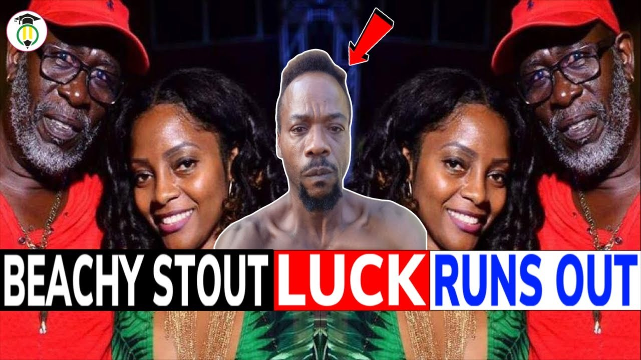 Beachy Stout's Luck runs out after $3Million Hit on his Wife