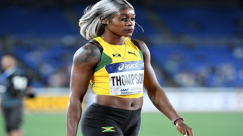 Thompson-Herah looks to level the score with Ta Lou