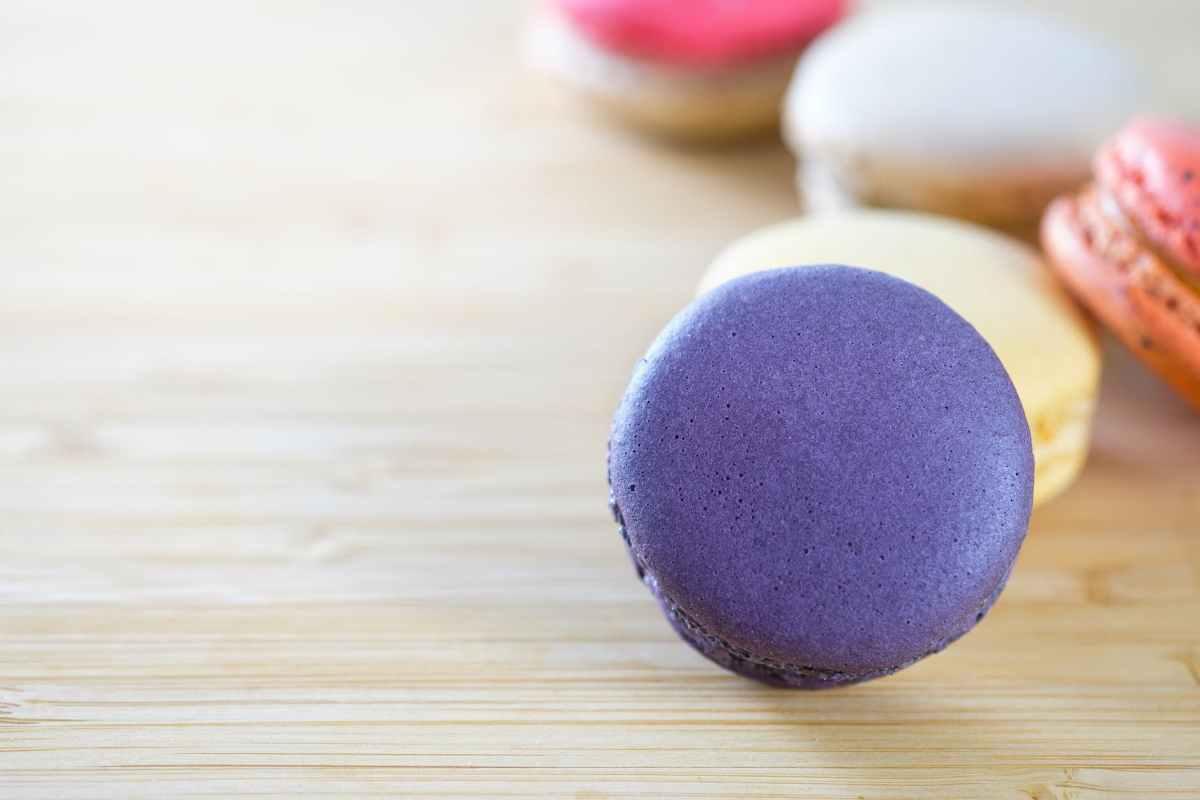 Easy macaron recipe!
