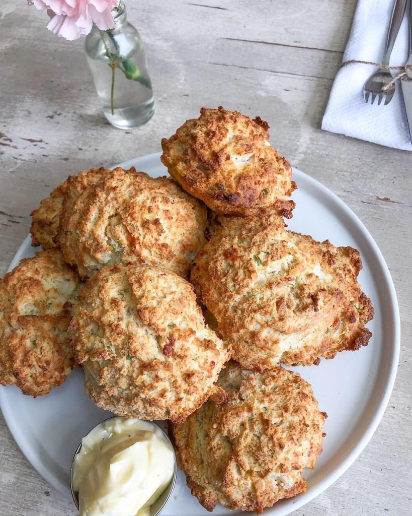 The best biscuit recipe! Delicious drop biscuits!