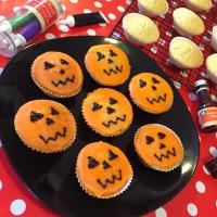 Spooky Halloween Fairy Cakes