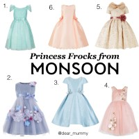Princess Dresses from Monsoon