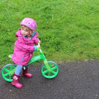Y Velo Green Balance Bike Review