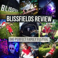My First House Party - Blissfields Review 2016