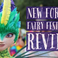 The New Forest Fairy Festival 2016